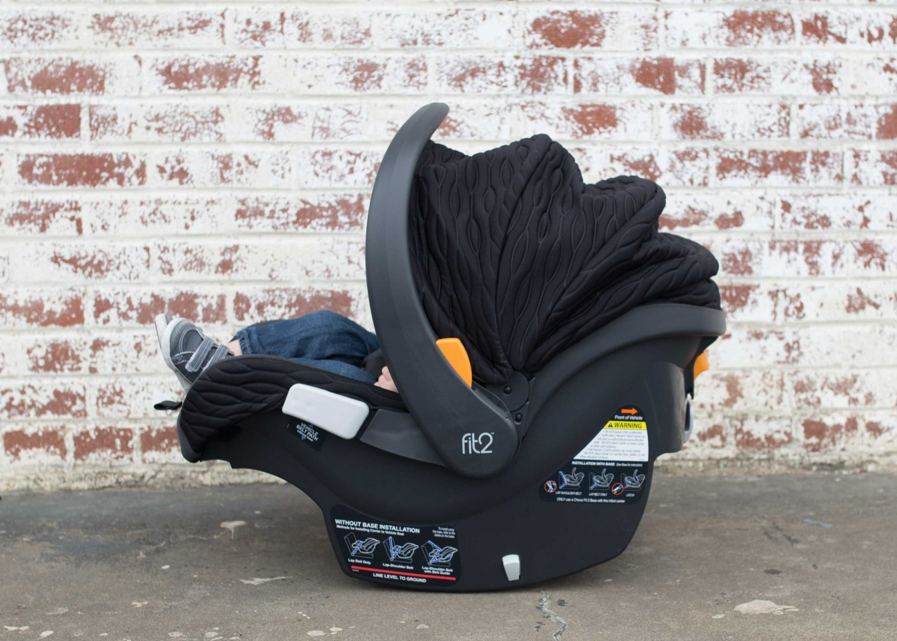Why You Should Keep Children in a Rear Facing Car Seat Until (at least) 2 by Atlanta mom blogger Casual Claire