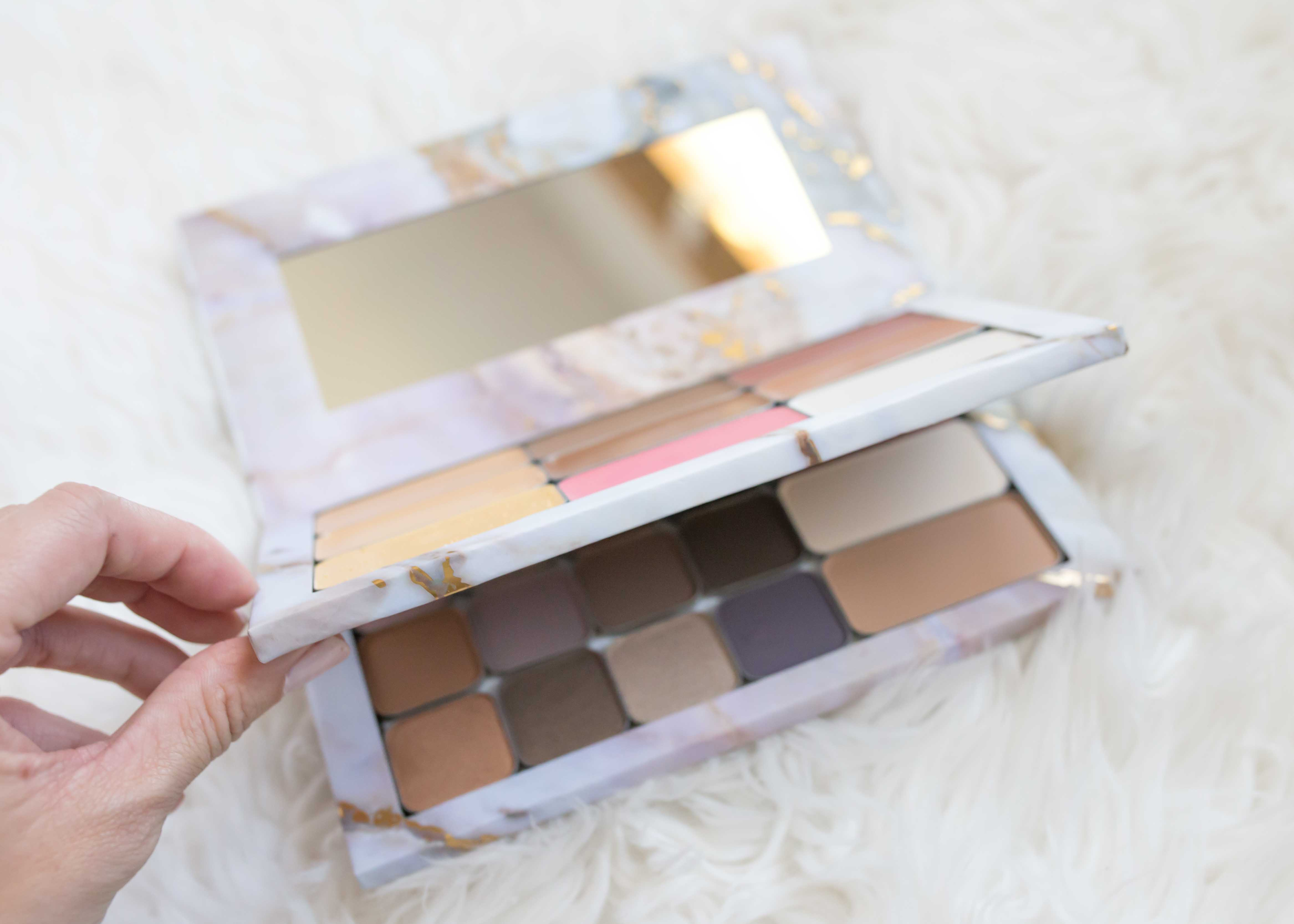 The Lazy Girl's Makeup Guide by Altanta blogger Casual Claire