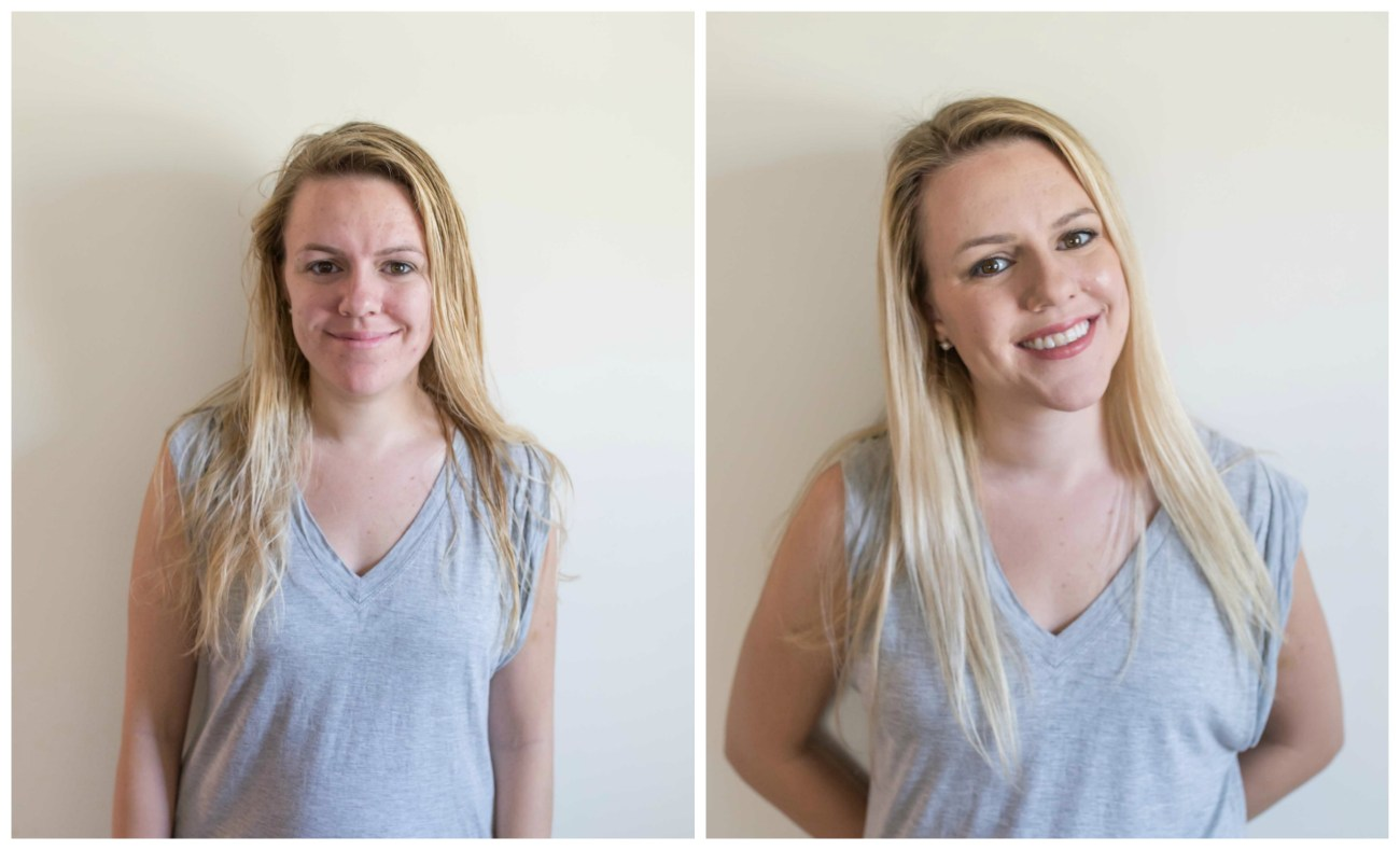 maskcara beauty makeup before and after