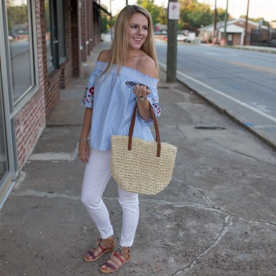 Savoring the Summer with Marks & Spencer Clothing