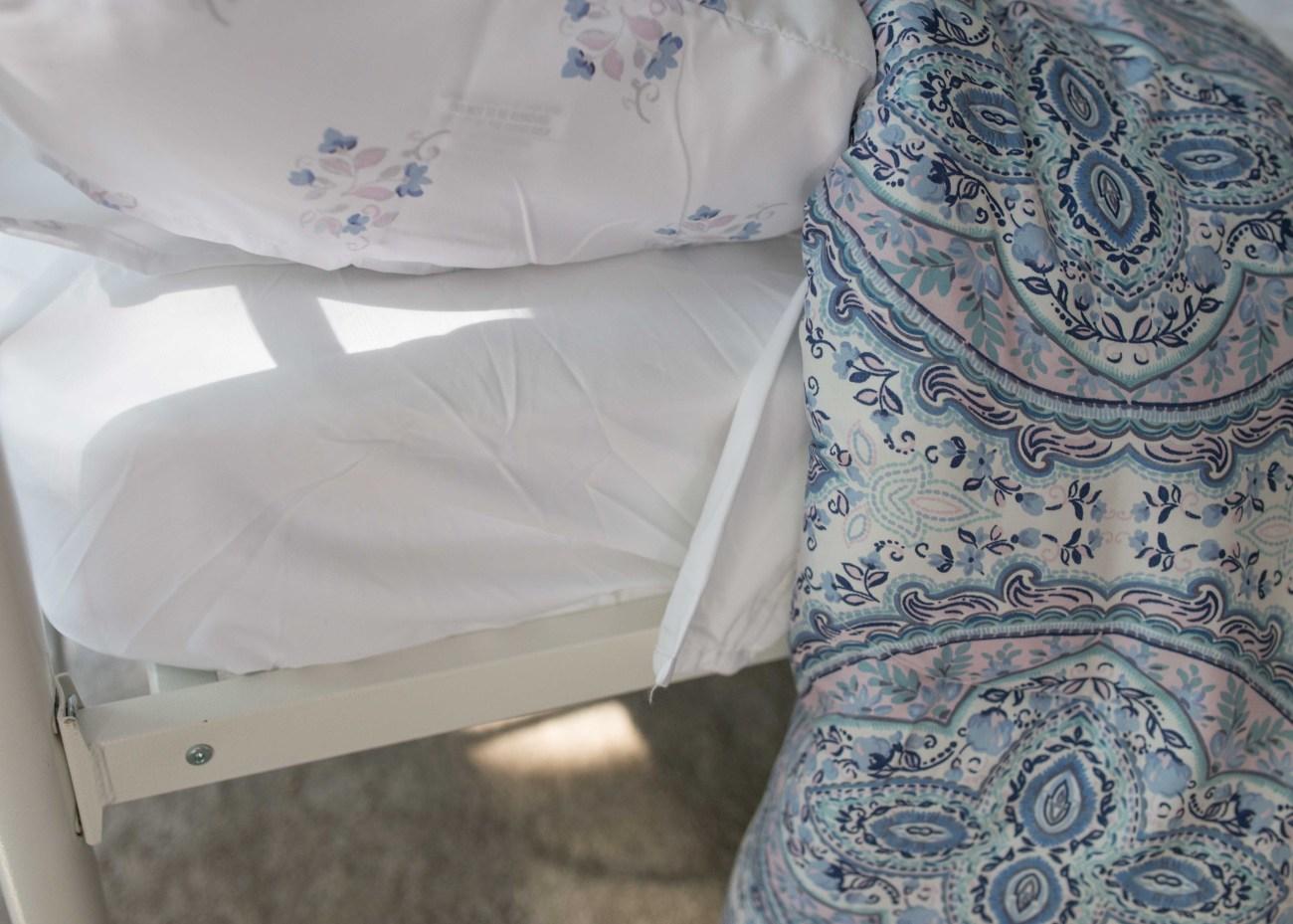 toddler bed bedding