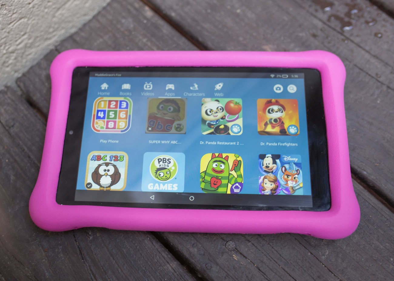 amazon fire hd 8 tablet kids edition