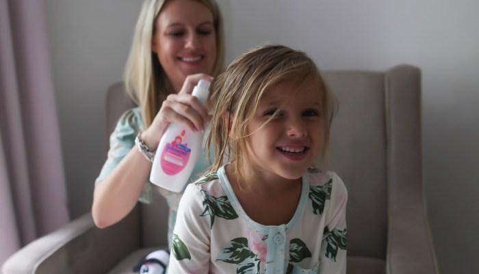 Hair care Tips for kids