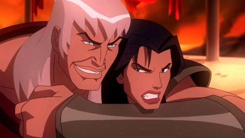 Ares-Let Us Dance Hippolyta!