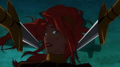 Artemis-Spared From Death Via Literature!
