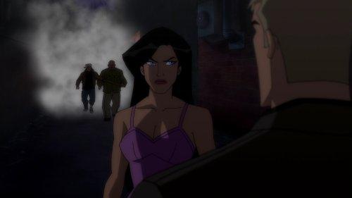 Diana-A Fight Scene Away From Forgiving Drunken Trevor!