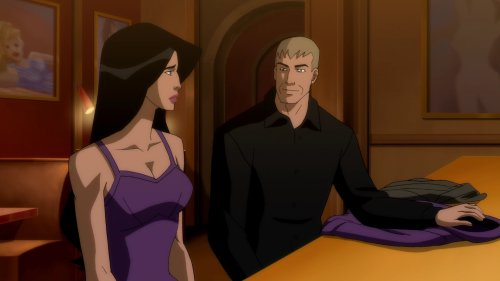 Diana And Steve-Out On The Town!
