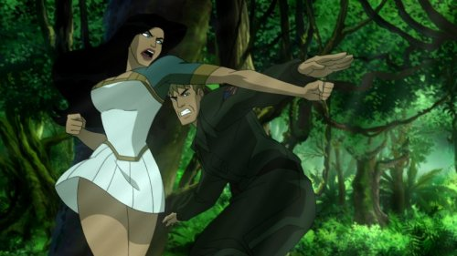 Diana And Steve-Star-Crossed Lovers And Fighters!