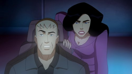 Diana And Steve-The Hunt For Ares Is On!