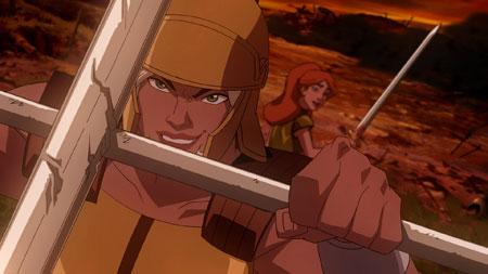 Persephone-Hero Now, Traitor Later!