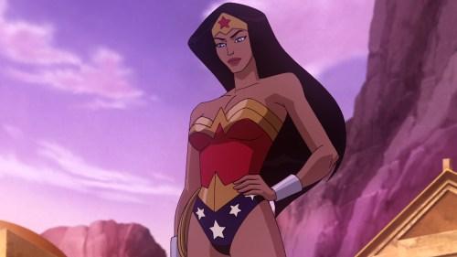 Wonder Woman-Ready For Man's World!
