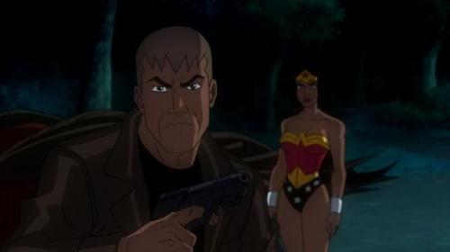 Wonder Woman & Steve Trevor-Time 2 Take Back DC!