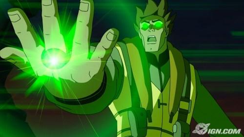Hal Jordan-A Legend Begins!