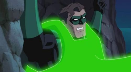 Hal Jordan-What's Going On Here!