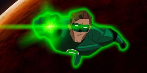 Hal Jordan-Long Commute Between Earth & Oa!