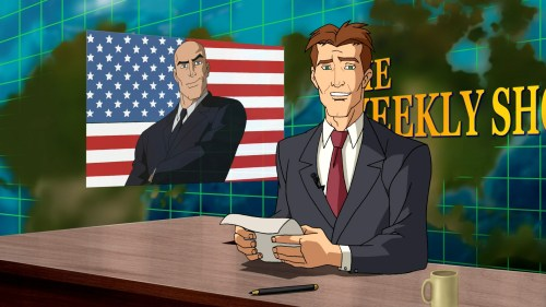 Jon Stewart & Stephen Colbert Would Be Proud!