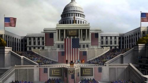 Lex Luthor-America's President! Oh, God!