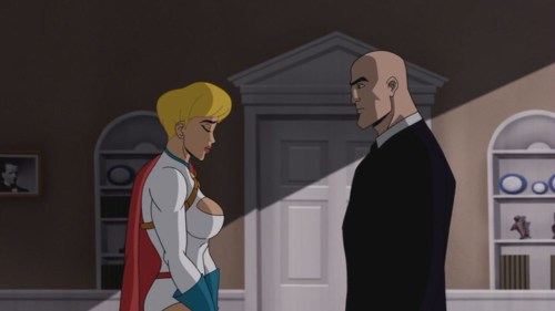 Lex Luthor-I Own U, Power Girl!