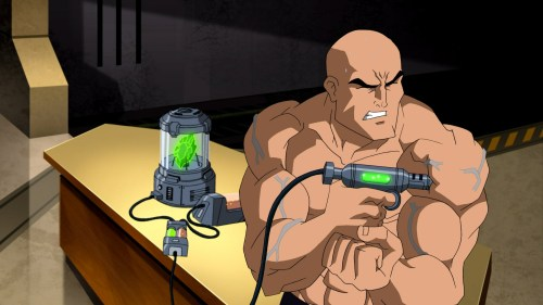 Lex Luthor-Jacked Up On Hypocrisy!