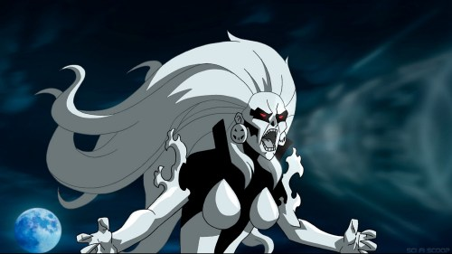 Silver Banshee-A Huge Ear-Sore!