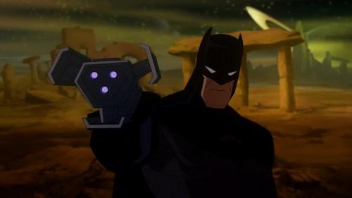 Batman-Time To Put Owlman Down!