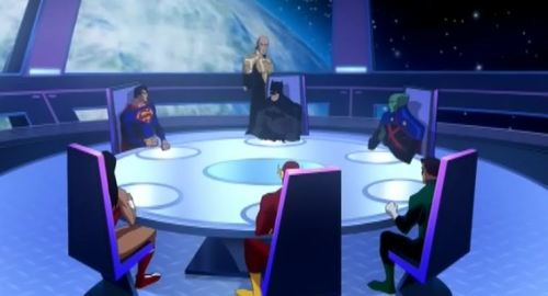 Justice League-Should We Stay Or Should We Go!