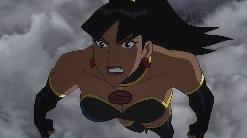 Superwoman-The Skies Fear Her!