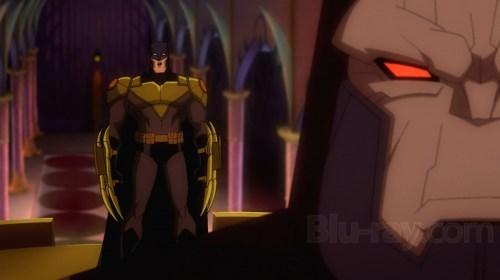 Batman-Ultimatum Time!