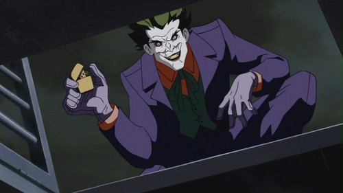 Joker-Ready To Ignite A New Level Of Insanity!