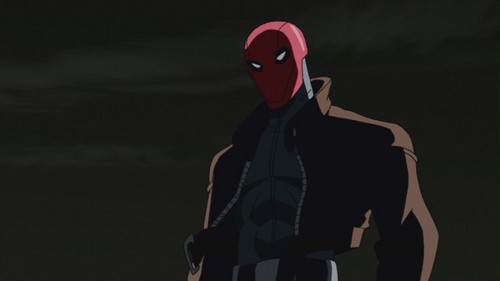 Red Hood-Face 2 Face With The Joker!