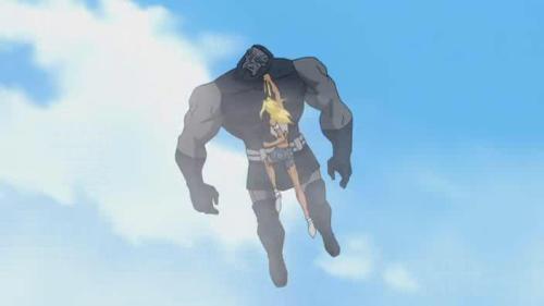 Supergirl-Get Decked, Darkseid!