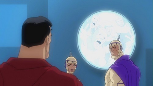 Bar-El & Lilo-We Respect Phantom Zone Prisoners More Than Earth's Man-Animals!
