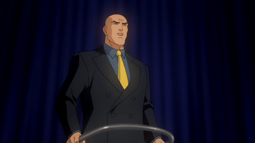 Lex Luthor-You're Guilty As Sin!
