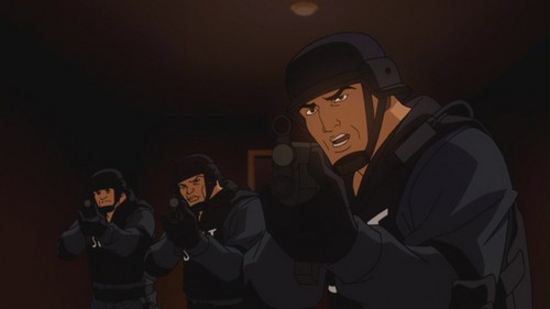 Lex Luthor-You're Under Arrest!