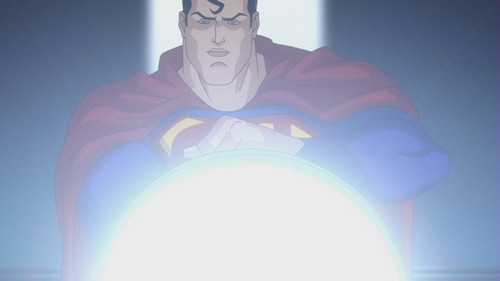 Superman-Off To The Phantom Zone With You!