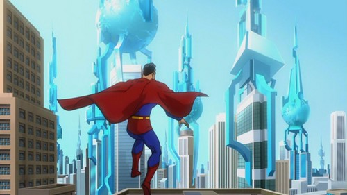 Superman-This Isn't How I Left Metropolis!