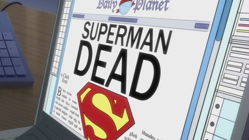 Clark Kent-His Final News Story!