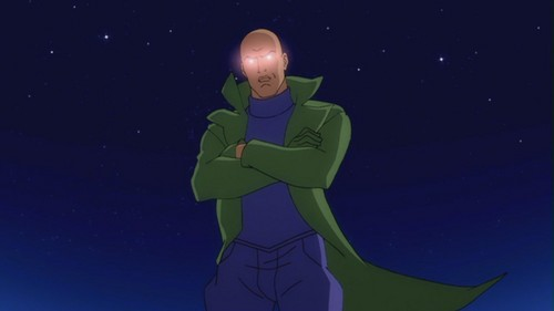 Lex Luthor-Striking Back On The Daily Planet!