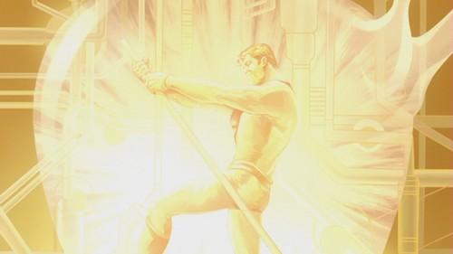 Superman-Fixing The Sun!