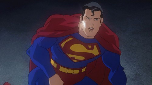 Superman-Time's Up, Luthor!