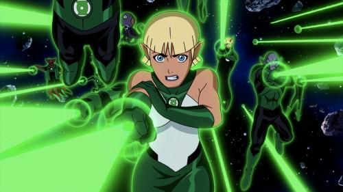 Arisia-Fighting Alongside The Universe's Best!