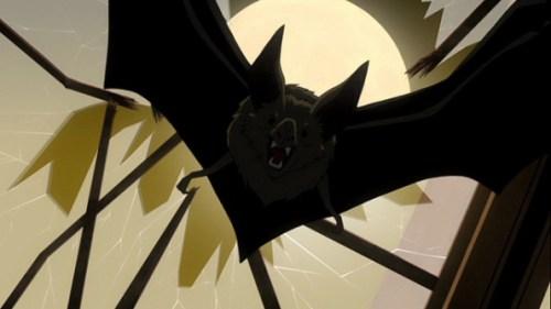 Bruce Wayne-I Shall Become A Bat! (2)