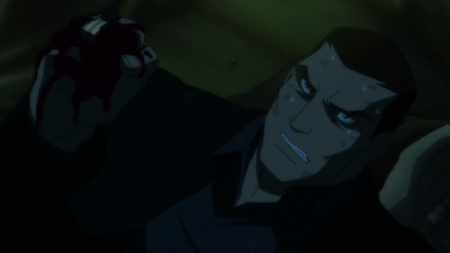 Bruce Wayne-A Literal Fight For Survival!