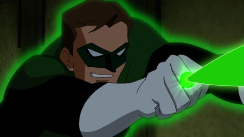 Green Lantern-A Perfect 10 In Our Hearts!