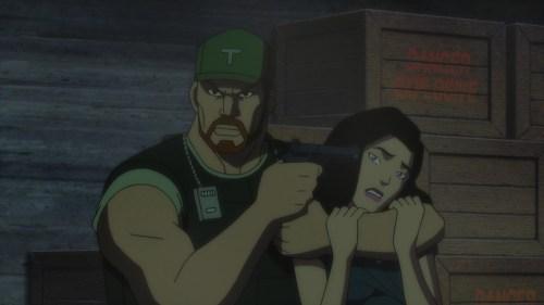 Green Lantern-Will Power Draining Fast!