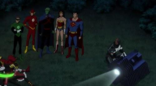 Justice League-Royal Flush Got Their Tech Somewhere!
