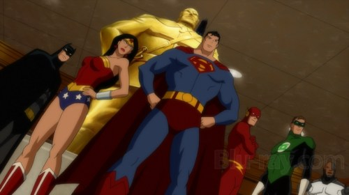 Justice League-Time For The Final Throwdown!