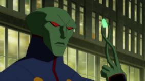 Martain Manhunter-Consider Superman Saved!
