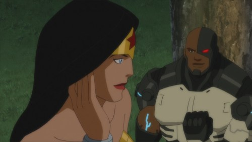 Wonder Woman-Cured!