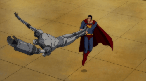 Superman-Metallo's Meet His Match!